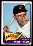 1965 Topps #103  Harvey Kuenn  Front Thumbnail