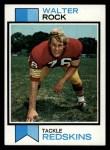 1973 Topps #169  Walter Rock  Front Thumbnail
