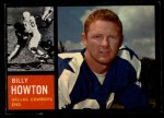 1962 Topps #42  Bill Billy Howton  Front Thumbnail