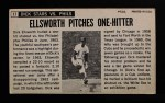 1964 Topps Giants #17  Dick Ellsworth   Back Thumbnail