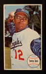 1964 Topps Giants #43  Tommy Davis   Front Thumbnail