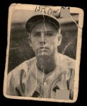 1939 Play Ball #132  Jim Brown  Front Thumbnail