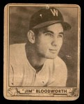 1940 Play Ball #189  Jimmy Bloodworth  Front Thumbnail