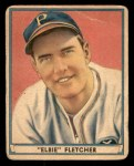 1941 Play Ball #62  Elbie Fletcher  Front Thumbnail