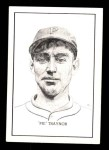 1950 Callahan Hall of Fame #71  Pie Traynor  Front Thumbnail
