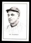 1950 Callahan Hall of Fame #54  Iron Man McGinnity  Front Thumbnail