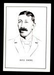 1950 Callahan Hall of Fame #30  Buck Ewing  Front Thumbnail
