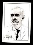1950 Callahan Hall of Fame #9  Morgan G. Bulkeley  Front Thumbnail