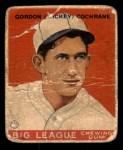 1933 Goudey #76  Mickey Cochrane  Front Thumbnail