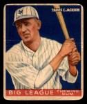 1933 Goudey #102  Travis Jackson  Front Thumbnail