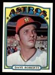 1972 Topps #360  Dave Roberts  Front Thumbnail