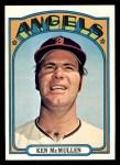 1972 Topps #765  Ken McMullen  Front Thumbnail