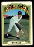 1972 Topps #2  Ray Culp  Front Thumbnail