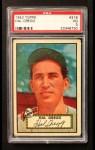 1952 Topps #318  Hal Gregg  Front Thumbnail