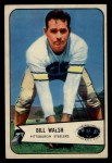 1954 Bowman #96  Bill Walsh  Front Thumbnail