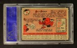 1958 Topps #50 YT Bill Pierce  Back Thumbnail