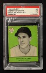 1941 Goudey #6 GRN George Dickman  Front Thumbnail