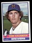 1976 Topps #452  Tom Hausman  Front Thumbnail