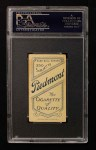 1909 T206  Fred Burchell  Back Thumbnail