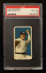 1909 T206 #46  Fred Burchell  Front Thumbnail
