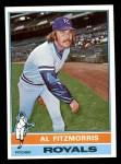 1976 Topps #144  Al Fitzmorris  Front Thumbnail