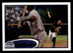 2012 Topps #45  Jhoulys Chacin  Front Thumbnail