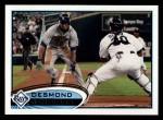 2012 Topps #5  Desmond Jennings  Front Thumbnail
