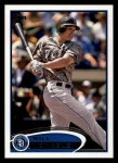 2012 Topps #132  Will Venable  Front Thumbnail