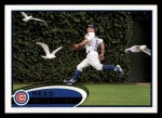 2012 Topps #172  Reed Johnson  Front Thumbnail