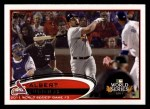 2012 Topps #108   -  Albert Pujols  Highlights Front Thumbnail