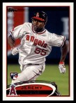 2012 Topps #277  Jeremy Moore  Front Thumbnail