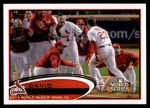 2012 Topps #291   -  David Freese  Highlights Front Thumbnail