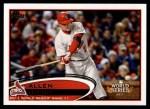 2012 Topps #329   -  Allen Craig  Highlights Front Thumbnail