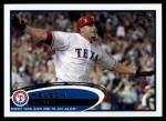 2012 Topps #360   -  Nelson Cruz Record Breaker Front Thumbnail