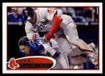 2012 Topps #368  Carl Crawford  Front Thumbnail