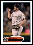 2012 Topps #421  Heath Bell  Front Thumbnail