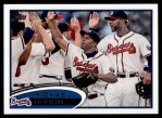2012 Topps #429  Michael Bourn  Front Thumbnail