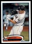 2012 Topps #528  Bryan Petersen  Front Thumbnail