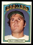 1972 Topps #481  Billy Conigliaro  Front Thumbnail