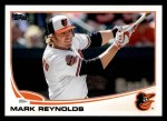 2013 Topps #112  Mark Reynolds   Front Thumbnail