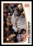 2013 Topps #196  Ryan Vogelsong   Front Thumbnail