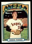 1972 Topps #689  Eddie Fisher  Front Thumbnail