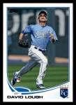2013 Topps #268  David Lough   Front Thumbnail