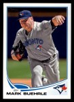 2013 Topps #414  Mark Buehrle  Front Thumbnail
