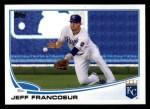 2013 Topps #470  Jeff Francoeur  Front Thumbnail