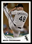 2013 Topps #474  Brian Omogrosso  Front Thumbnail