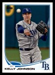 2013 Topps #479  Kelly Johnson  Front Thumbnail