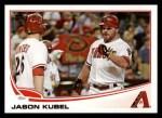 2013 Topps #486  Jason Kubel  Front Thumbnail