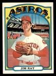 1972 Topps #603  Jim Ray  Front Thumbnail