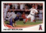 2013 Topps #520  Peter Bourjos  Front Thumbnail